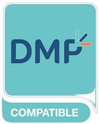 logo DMP compatible